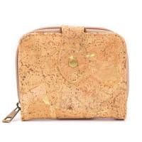 Portefeuille en liège - Pépite Gold