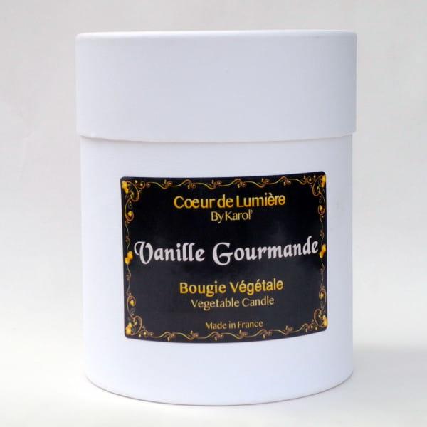 Bougie parfumée - Vanille Gourmande