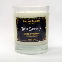 Bougie parfumée - Bois Sauvage