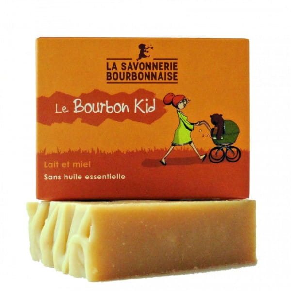 "Savon ""Le Bourbon kid"""